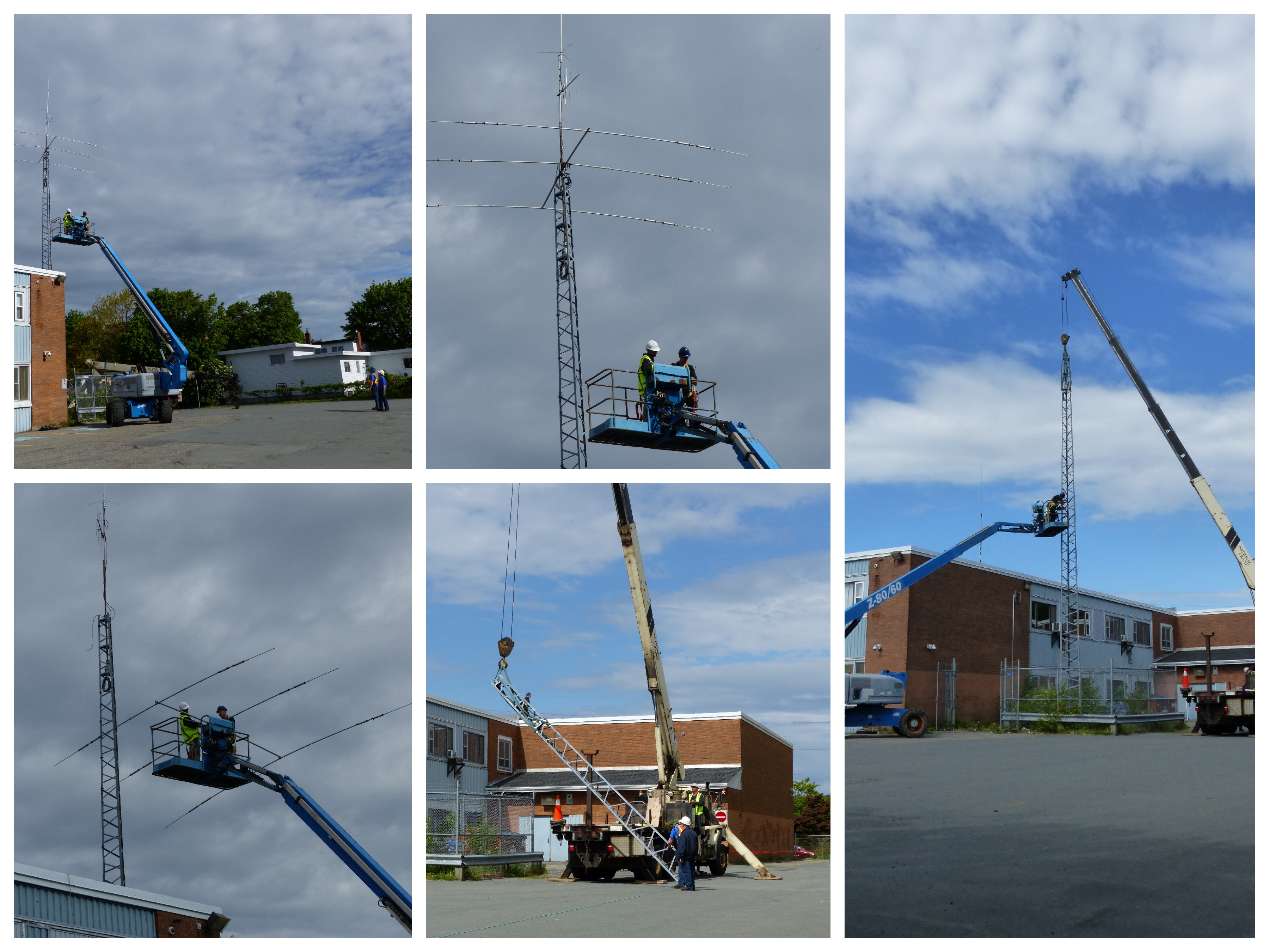 HARC Tower move to station 50 image 2